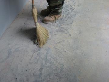 Инструкция, как сделать бетонный пол.