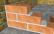 Для ремонта кирпичной кладки своими руками понадобятся такие инструменты и строительные материалы, как молоток, дрель.