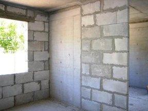 из чего сделать стену в квартире